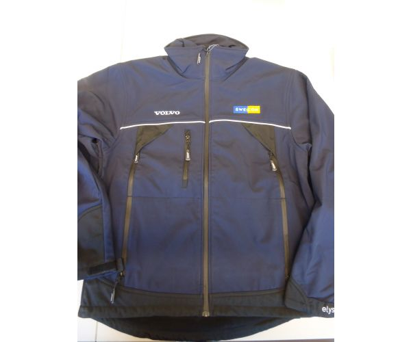 SWECON SOFTSHELLJACKE XXL