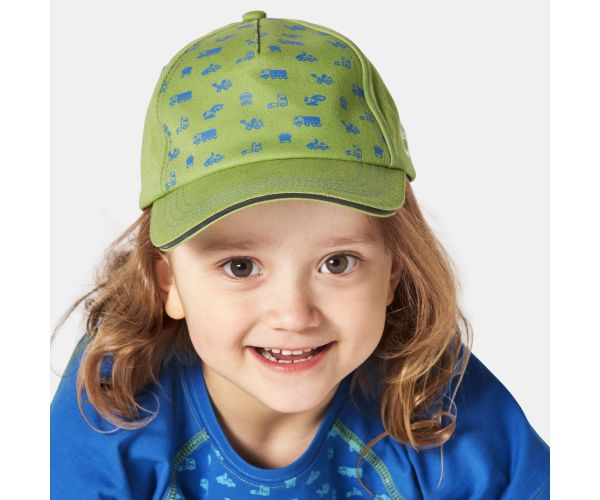 VOLVO IRON MARK KIDS CAP GRÜN