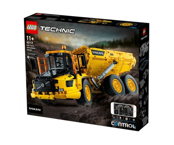 VOLVO MODELL A60H BY LEGO TECH
